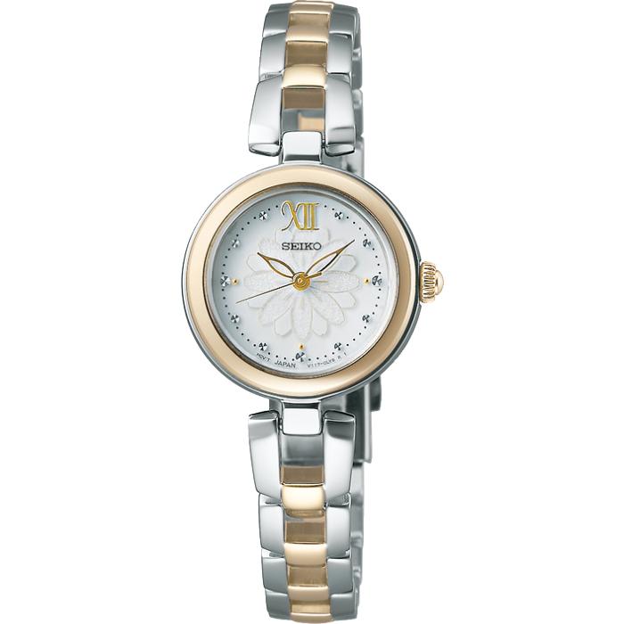 SEIKO(セイコー)SEIKO SELECTION(セイコーセレクション) SWFA198 ホワイト レディース時計 【SEIKO】